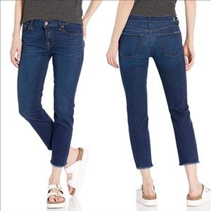 7 for All Mankind Roxanne Ankle Skinny Jeans 31